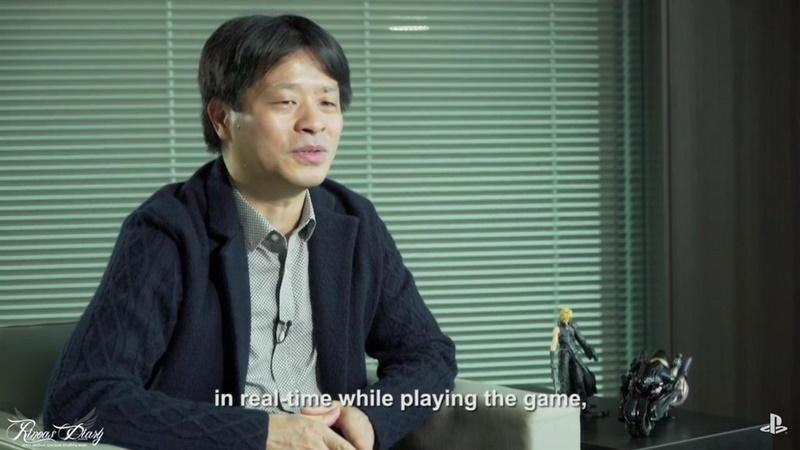 Kitase su Final Fantasy VII Remake
