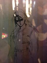 Artnia, Square-Enix Cafè