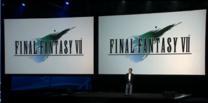 Final Fantasy VII su PlayStation 4