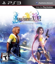 Final Fantasy X|X-2 HD Remaster USA Standard Edition