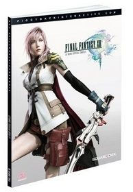Final Fantasy XIII: Guida Strategica Ufficiale, Standard Edition