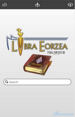 Libra Eorzea per FFXIV