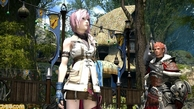 Lightning in Final Fantasy XIV Online