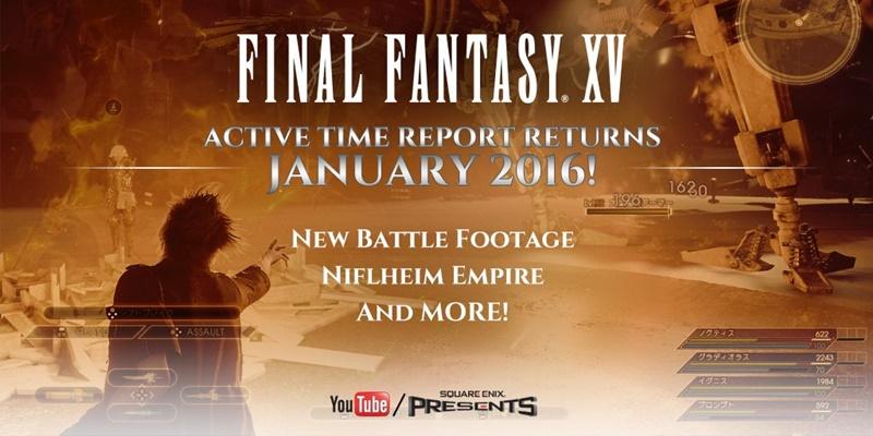 ATR Final Fantasy XV