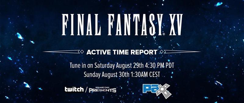 Final Fantasy al PAX Prime 2015