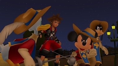 Kingdom Hearts II.8 HD