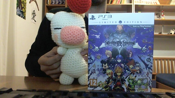 Kingdom Hearts 2.5 HD ReMIX Unboxing