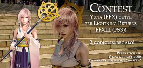 Contest! In palio l'outfit Invocatrice di Spira per Lightning Returns: FFXIII!