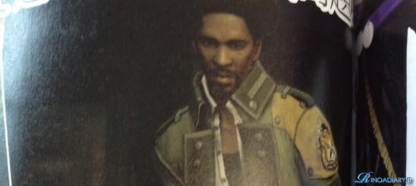 Sazh in Lightning Returns: FFXIII