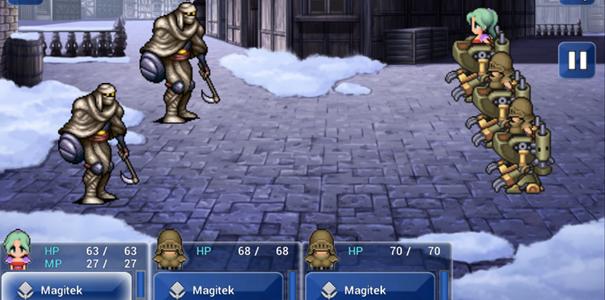 Final Fantasy VI su smartphone