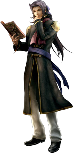 Final Fantasy Type-0, Quon
