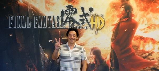 Tabata parla di Final Fantasy Type-0 HD