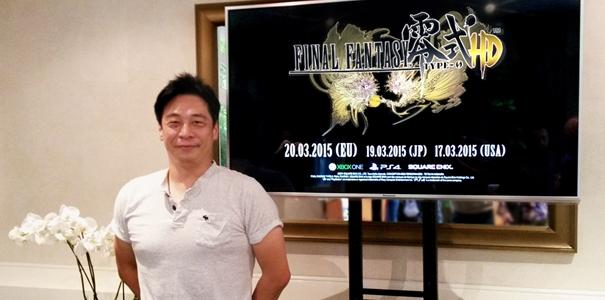 Tabata su Final Fantasy Type-0 HD