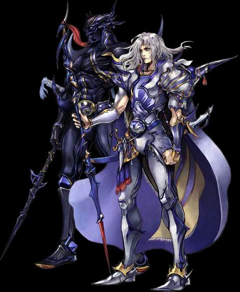 Cecil in Dissidia Final Fantasy  Theatrhythm Final Fantasy e lo sprite    Final Fantasy Iv Cecil Sprite