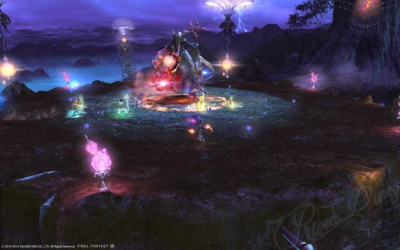 Final fantasy xiv duty roulette main scenario