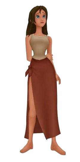 Kingdom Hearts | Soluzione Giungla Profonda Gi Jane Costume