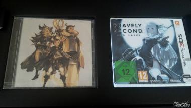 Bravely Second: End Layer - Il gioco e la OST