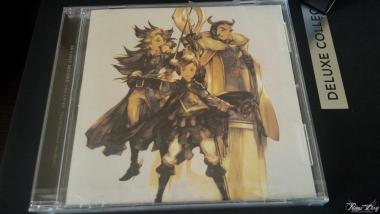 La OST della Deluxe Collector's Edition