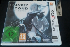 Bravely Second: End Layer - Deluxe Collector's Edition - Il gioco