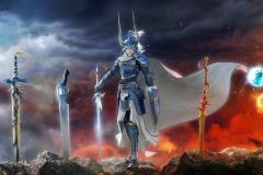 Dissidia NT Final Fantasy Keyart