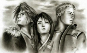 Arts - Final Fantasy VIII