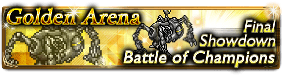 coliseum final battle banner