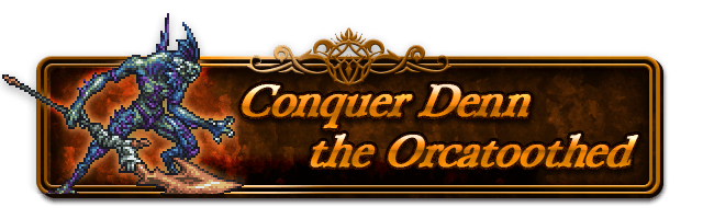 conquer denn the orcatoothed