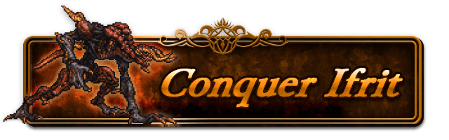 conquer ifrit