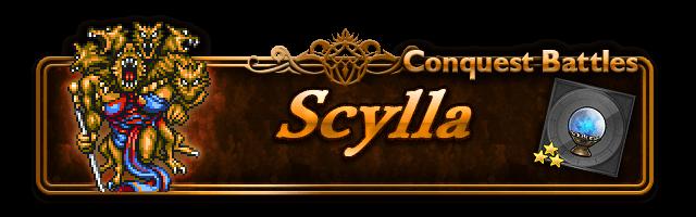 conquer scylla