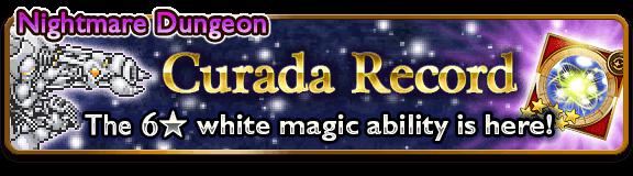 curada record banner