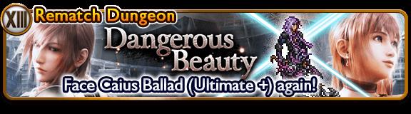 dangerous beauty rematch