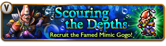 scouring the depths banner