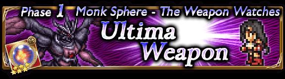 ultima weapon five dooms