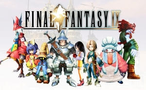 FFIX PlayStation 4