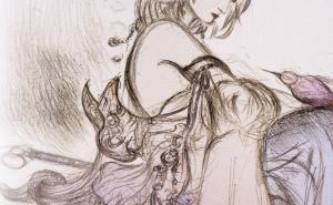 FFX Artworks Y. Amano