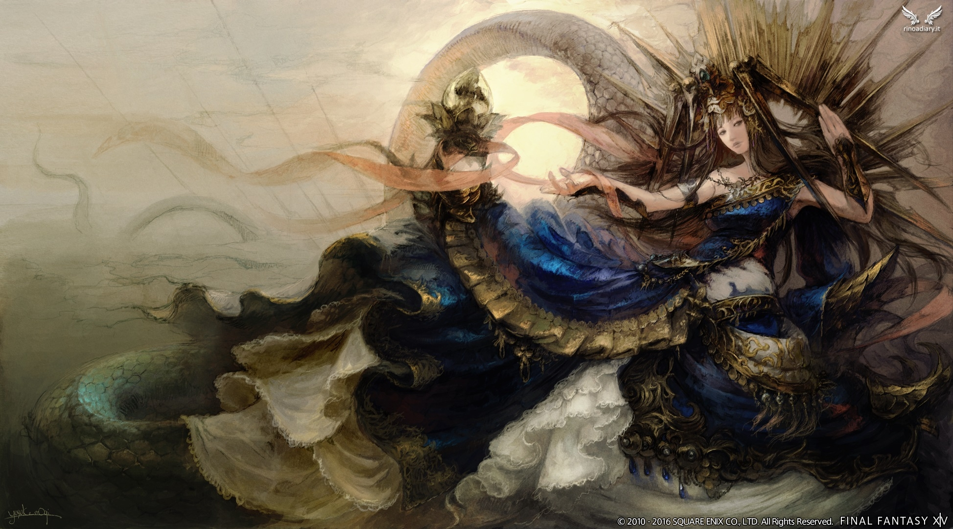 Artwork di Lakshmi - Lady of Bliss