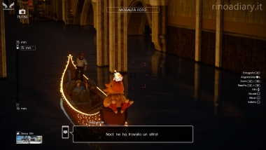 Il terzo moguri, Horne