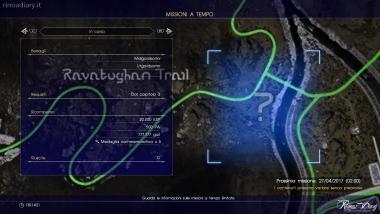 FFXV - Missione a tempo - Midgardsormr e Utgardsormr #1