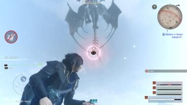 Final Fantasy XV - Missioni a tempo - Re Behemoth Nefasto #4