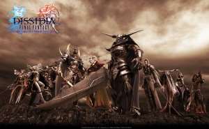 Dissidia - Wallpapers