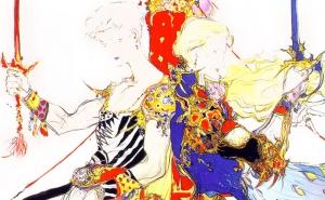 FFV - Artworks Y. Amano