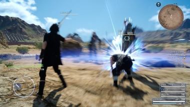 Final Fantasy XV - Link Attack tra Noctis e Prompto #3
