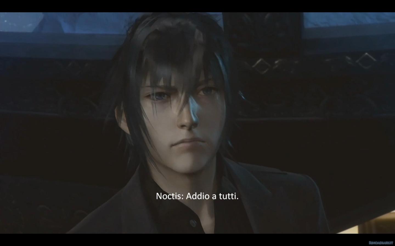 Noctis in Final Fantasy Versus XIII