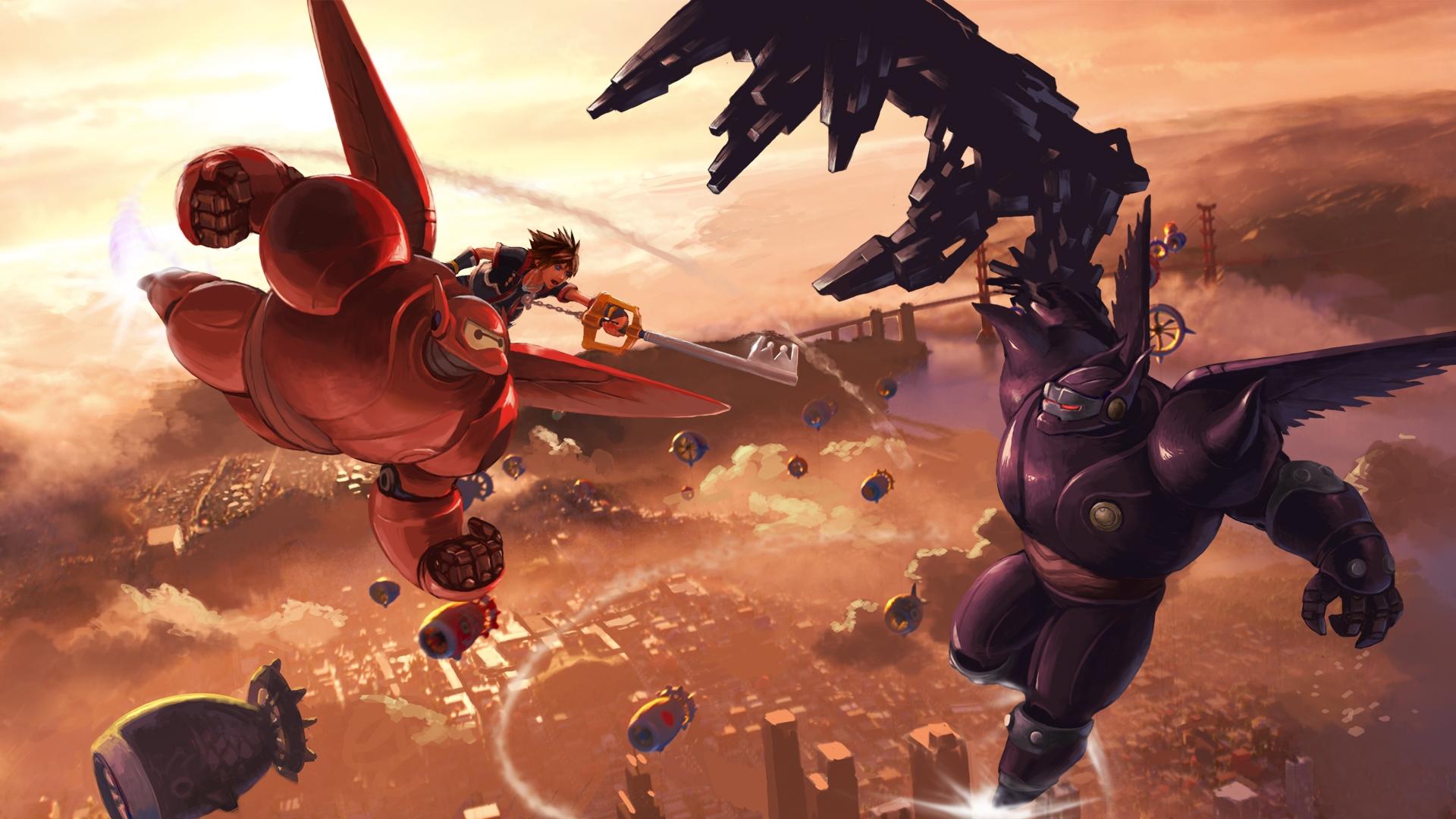 Big Hero 6 - Nomura