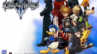Kingdom Hearts II