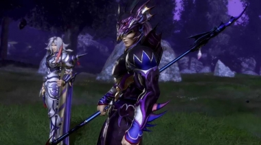 Kain Highwind - Dissidia Arcade Final Fantasy