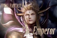 Dissidia Arcade Final Fantasy - The Emperor #1