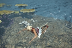 FFXIV: Stormblood - Nuoto e immersioni #2