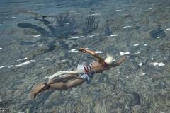 FFXIV: Stormblood - Nuoto e immersioni #3