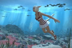 FFXIV: Stormblood - Nuoto e immersioni #4